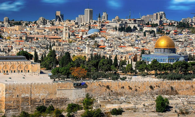 Call for landscape architecture for interfaith initiatives: From Morocco to Jerusalem