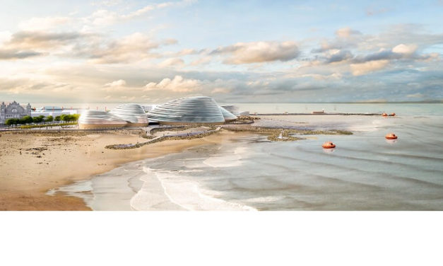 Vision for Eden Project North in Morecambe