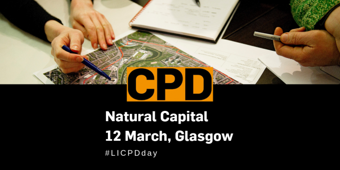 Landscape Institute CPD day to focus on natural capital